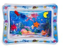 Tapete para bebê Inflável com Água Fundo do Mar- Color Baby -