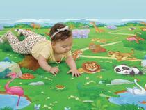 Tapete para Bebê Kidsmat 140 x 120 x 1,5 cm - Burigotto