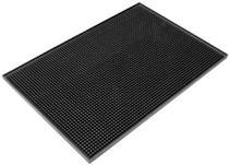 Tapete para copos em Silicone Escorredor de Louça 30x45cm - Kehome