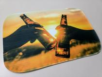 Tapete para Entrada 40cmx60cm Divertido Beer - Casa new