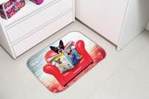 Tapete para Entrada 40cmx60cm Divertido Dog One - Casa new