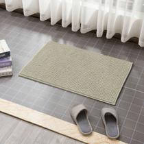 Tapete  Para Sala Quarto Cozinha Banheiro Super Macio - Bolinhas Premium Grande 50x80 - Perfitec
