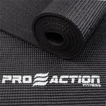 Tapete Para Yoga E Pilates Em Pvc Proaction Yoga Mat