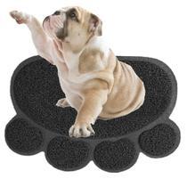 Tapete Pet Patinha Para Cachorro e Gato Pvc Grande 39X29cm - Loani