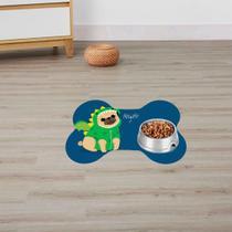 Tapete Pet Pug Dragão - Love Decor