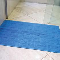 Tapete Piso de Banheiro 45cm x 75cm Avulso Antiderrapante - Valle Enxovais