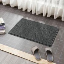 Tapete Quarto Sala Banheiro Bolinha Macio Microfibra Antiderrapante 50cm x 80cm Premium - Perfitec