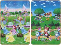 Tapete recreio princesas 120x180 disney jolitex -