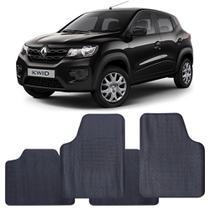 Tapete Renault Kwid 2017 a 2021 Automotivo PVC Antiderrapante Jogo - Reese