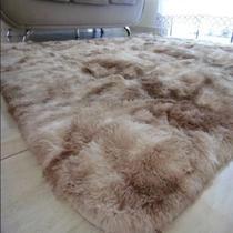 tapete sala 2,00x1,50 shaggy felpudo de luxo macio black friday - Costa Oro
