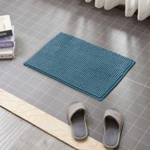 Tapete Sala Quarto Cozinha Banheiro Antiderrapante Macio Bolinhas Microfibra 45cm x 70cm - Perfitec