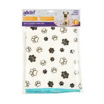 Tapete Sanitário Cães E Gatos Lavável Reutilizável Higiênico - Alklin