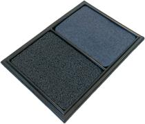 Tapete Sanitizante 70x50cm Bipartido Idealprodutos - Idealtec Ind E Com