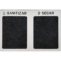 Tapete Sanitizante Higienizador De Sapatos Sanitizar E Secar 67 x 45 cm - Toy Brow