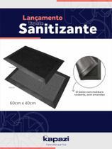 Tapete Sanitizante moldura 3mm  somente na cor preto - Kapazi