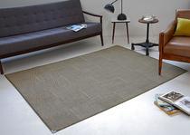 Tapete sisal sem pelo 2,00x2,50 sala quarto loja escritorio hotel 100% antiderrapante sislle lancer -