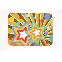 Tapete Star 60x90 Cm - Cleankasa