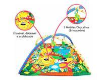 Tapete Tapetinho Brinquedos Infantil Bebê Musical Mobile - Importway Kids
