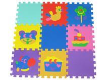TAPETE TATAME INFANTIL 9 peças - Mingone brinquedos