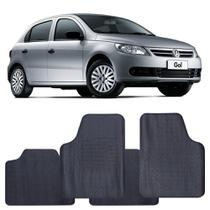 Tapete Volkswagen Gol G5 2008 a 2012 Automotivo PVC Antiderrapante Jogo - Reese