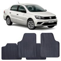 Tapete Volkswagen Voyage 2020 a 2021 Automotivo PVC Antiderrapante Jogo - Reese