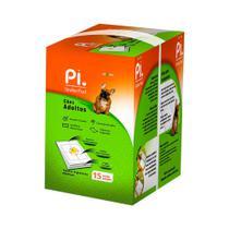 Tapetes Higiênicos UP Pet PI Under Pad 60x80 com 15 unid -