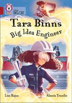 Tara Binns: Big Idea Engineer - Collins Big Cat - Band 14/Ruby - Book -
