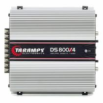 Taramps Ds800x4 / Ds800 Digital 800w Rms 4 Canais - 2 Ohms -