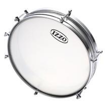 Tarol 14pol x 6cm Izzo 7098 em Alumínio -