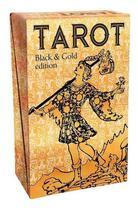 Tarot Black & Gold Edition - Importado - Lacrado + Presente - 700 -