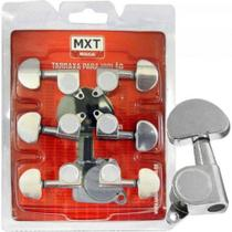 Tarraxa Blindada para Violão ou Guitarra - Mxt
