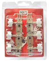 Tarraxa para violão nylon pino fino - 545205 - mxt -