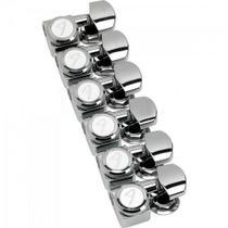 Tarraxas para Guitarras Strato/Tele com trava LOCKING 38-11 - Fender