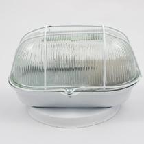 Tartaruga Ferro/Vidro E27 Primastico Branca 413-BR JM Iluminação -