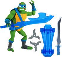 Tartarugas Ninja - Figuras de Ação - Leonardo 12 cm - Sunny - Playmates Toys