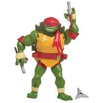 Tartarugas Ninja - Figuras de Ação - Raphael com Porta Armas - Playmates Toys