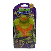 Tartarugas Ninja - Mashems Estilingue Laranja - DTC -