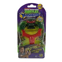 Tartarugas Ninja - Mashems Estilingue Vermelho - DTC -