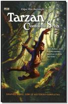 Tarzan - Contos Da Selva (Capa Dura) - Ediouro ( normal ) -