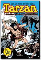 Tarzan vol 3 o homem leao e outras historias - Devir