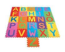 Tatame Infantil Alfabeto Divertido Para Quarto Das Crianças - Tatami