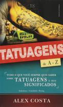 Tatuagens de A a Z - A.D. Santos