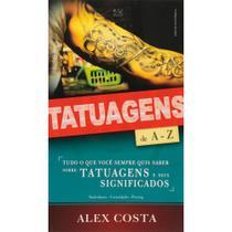 Tatuagens De A-z - A D Santos -