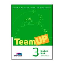 Team Up 3 Student and Workbook - 8 Ano - Ftd - Didatico