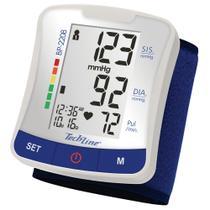 Techline Medidor de Pressão Pulso BP2208 -