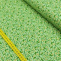 Tecido Estampado para Patchwork - Selva by Vanessa Guimarães: Folhagem (0,50X1,40) - Fernando Maluhy