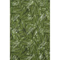 Tecido Gorgurinho Floral Folhagem - 1,50m de Largura -