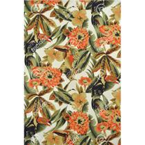 Tecido Gorgurinho Floral Tucano - 1,50m de Largura -