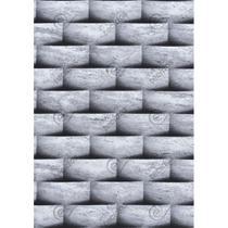 Tecido Para Paredes Wall Linea 3D Ribbon - 1,40m de Largura -