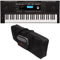 Teclado Arranjador Roland EX20A + Capa -
